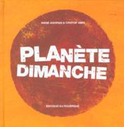 Planete dimanche - Couverture - Format classique