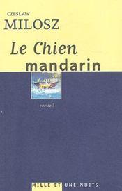 Le Chien Mandarin - Intérieur - Format classique
