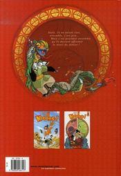 Noodles t.2 ; Oni - 4ème de couverture - Format classique