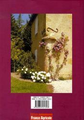 Le jardin fleuri ; comment faire... - 4ème de couverture - Format classique