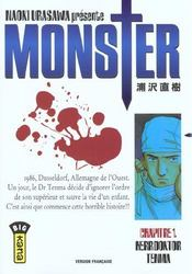 Monster t.1 ; herr doktor tenma - Intérieur - Format classique