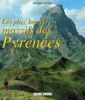 Plus beaux massifs des pyrenees (les) - Couverture - Format classique
