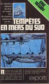 Tempetes en mers du sud - Couverture - Format classique