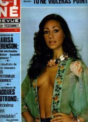 Cine Revue - Tele-Programmes - 56e Annee - N° 28 - Vol A La Tire - Couverture - Format classique