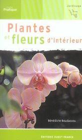 Plantes et fleurs d'intérieur - Intérieur - Format classique