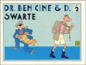 Dr Ben Cine & D. t.2 - Couverture - Format classique