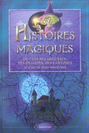Histoires Magiques Du Pays Des Sorcieres, Des Dragons, ... - Intérieur - Format classique