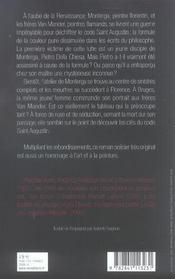Le Secret Des Flamands - 4ème de couverture - Format classique
