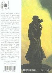 Honor harrington t.9 ; les cendres de la victoire t.2 - 4ème de couverture - Format classique