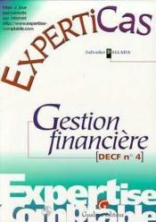 Gestion Financiere Decf N 4 - Couverture - Format classique
