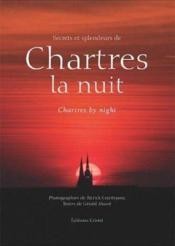 Chartres La Nuit - Couverture - Format classique