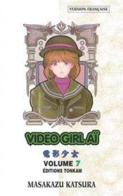 Video girl aï t.7 - Couverture - Format classique