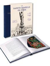 La Sainte Chapelle de Paris - Intérieur - Format classique