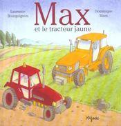 Max Et Le Tracteur Jaune - Intérieur - Format classique