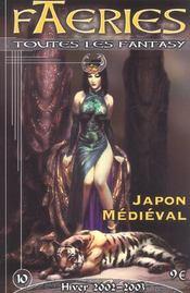 Faeries 10 special japon medieval - Intérieur - Format classique