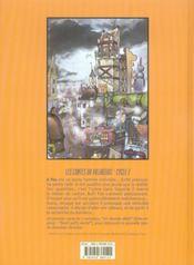 Un monde idéal t.1 ; l'usine - 4ème de couverture - Format classique
