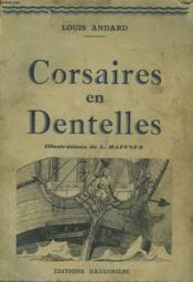 Corsaires En Dentelles - Couverture - Format classique