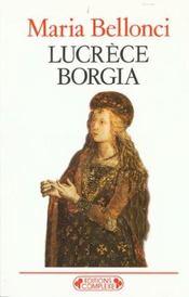 Lucrèce Borgia. - Intérieur - Format classique