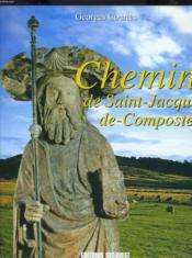 Chemins De Saint Jacques De Compostelle - Couverture - Format classique