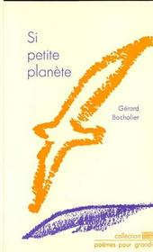 Si Petite Planete - Intérieur - Format classique