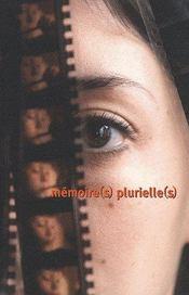 Memoire(s) plurielles - Couverture - Format classique