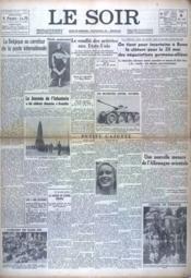 Soir (Le) N°125 du 05/05/1952 - Couverture - Format classique