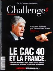 Challenges N°294 du 29/03/2012 - Couverture - Format classique