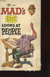 Mad'S - Dave Berg Looks At People - Couverture - Format classique