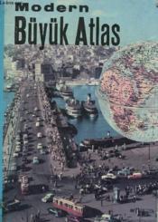 Modern Büyük Atlas - Couverture - Format classique