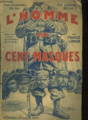 L'Homme Aux Cent Masques - Couverture - Format classique