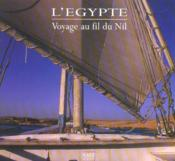 Egypte Voyage Au Fil Du Nil (L') - Couverture - Format classique