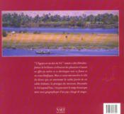 Egypte Voyage Au Fil Du Nil (L') - 4ème de couverture - Format classique