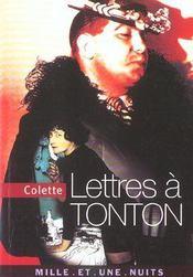 Lettres à tonton - Intérieur - Format classique