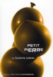 Petit Pierre - Couverture - Format classique