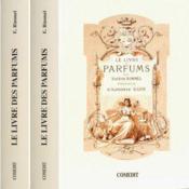 Le Livre des parfums - Couverture - Format classique
