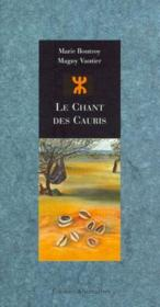 Le Chant Des Cauris - Couverture - Format classique