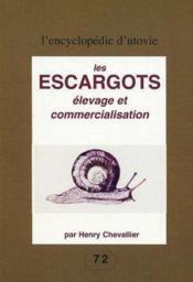 Elevage Des Escargots - Couverture - Format classique