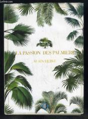 La Passion Des Palmiers - Couverture - Format classique