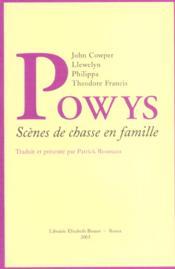 Scenes De Chasse En Famille - Couverture - Format classique