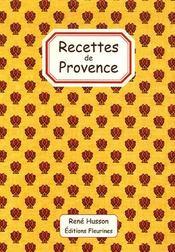 Recettes De Provence - Intérieur - Format classique