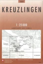 Kreuzlingen - Couverture - Format classique