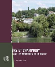 Bry, Champigny, dans les méandres de la Marne - Intérieur - Format classique