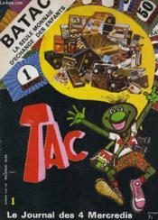 Tac 1 - Le Journal Des 4 Mercredis - Couverture - Format classique