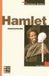 Vente livre :  Hamlet  - William Shakespeare