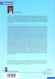 De L'Elasto-Plasticite Au Calcul A La Rupture Avec Cd-Rom - 4ème de couverture - Format classique
