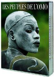 Les peuples de l'omo ; coffret 2 volumes - Couverture - Format classique