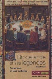 Broceliande et ses legendes, promenades en terre medievale - Intérieur - Format classique