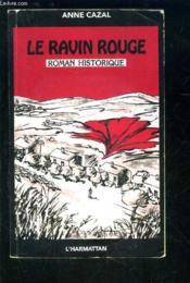 Le Ravin Rouge - Couverture - Format classique