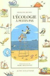 A Petits Pas ; L'Ecologie A Petits Pas - Intérieur - Format classique