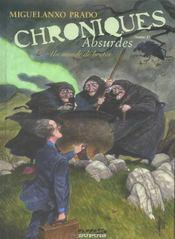 Chroniques absurdes t.2 ; un monde de brutes - Intérieur - Format classique